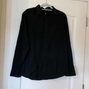 Merona: Men's Black Shirt